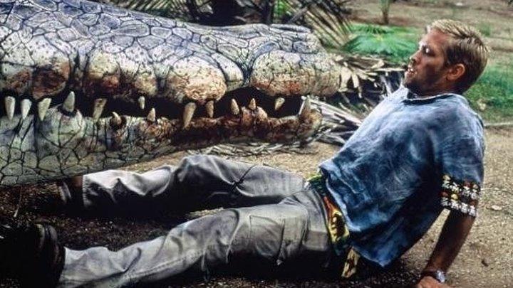 Крокодил 2: Список жертв - Crocodile 2: Death Swamp (2002)