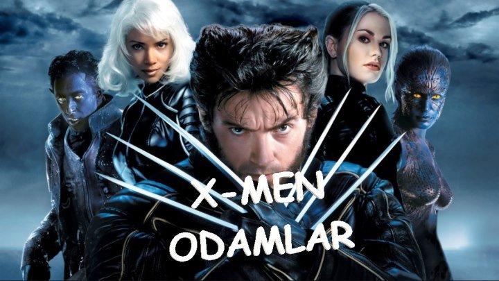 X-man Odamlar utgan kelajak