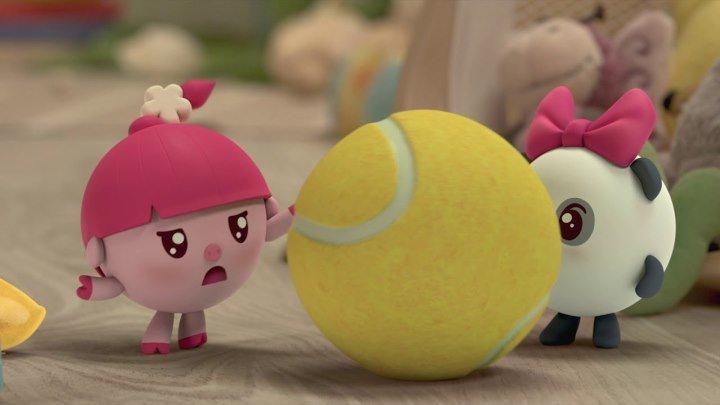 Малышарики - Мама для цыплёнка (Новая серия 95)