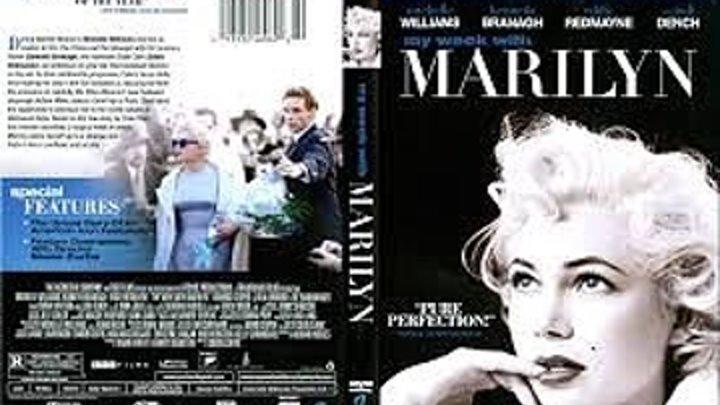 7 дней и ночей с Мэрилин (2012) Страна: США, Великобритания
