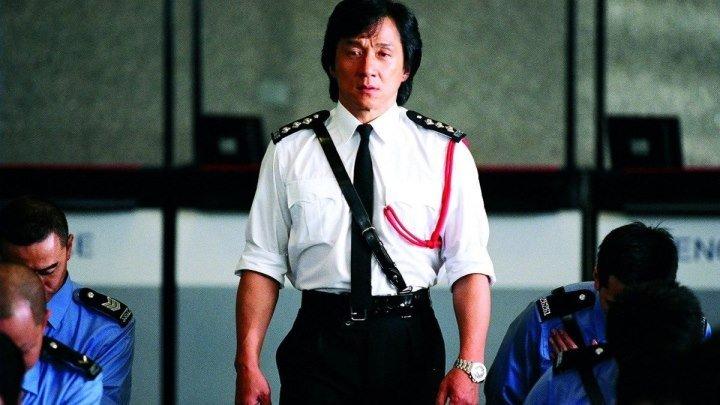 Джеки Чан в боевике Новая полицейская история