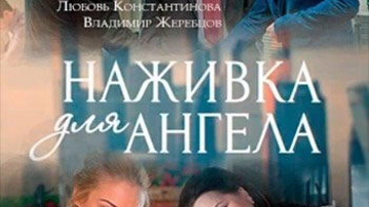 Наживка для ангела (1-16 серии из 16) (Валерий Девятилов) [2017, мелодрама, HDTVRip]
