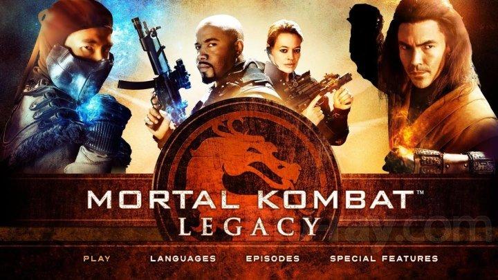 Смертельная битва: Наследие (2011) Страна: США, Канада