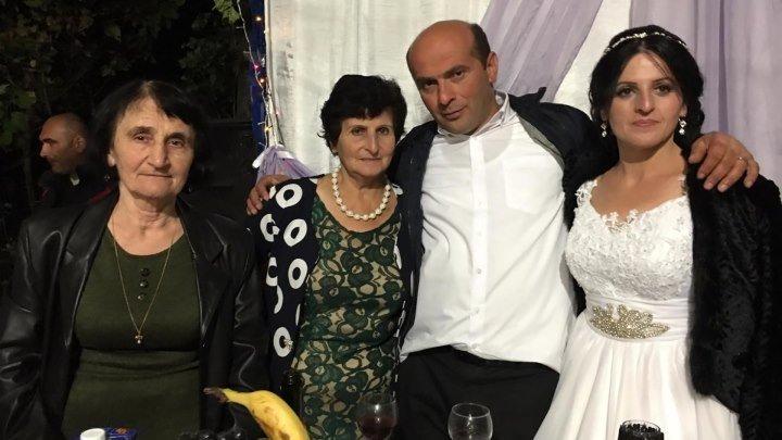 30.09.2017. Свадьба в Кахии АРЧИЛ & МАРИНА