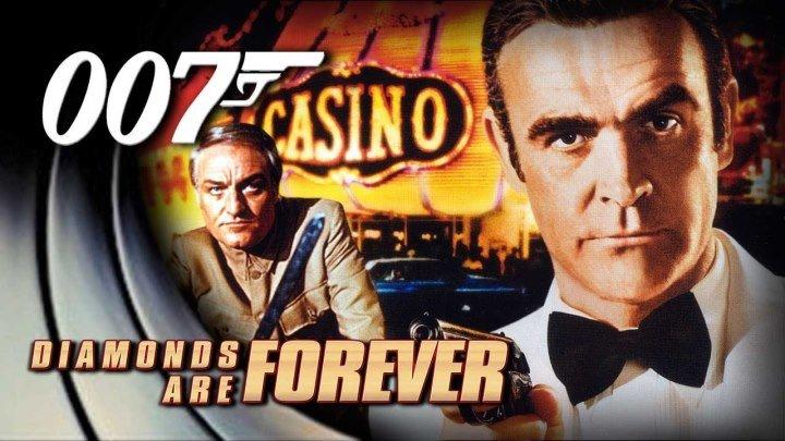 Джеймс Бонд 007: Бриллианты навсегда (1971) Страна: Великобритания