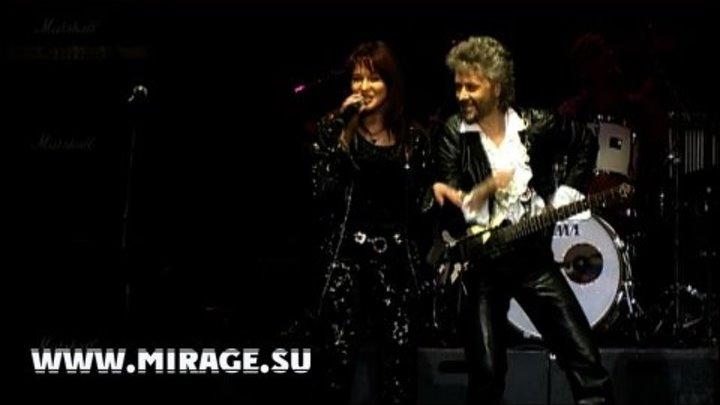 МИРАЖ и Екатерина Болдышева - Снежинка