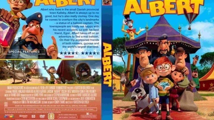 Альберт (2015) мультик