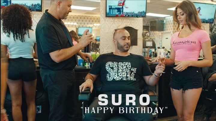 "➷ ❤ ➹SURO - "" Happy Birthday"" New █▬█ █ ▀█▀ 2017➷ ❤ ➹"