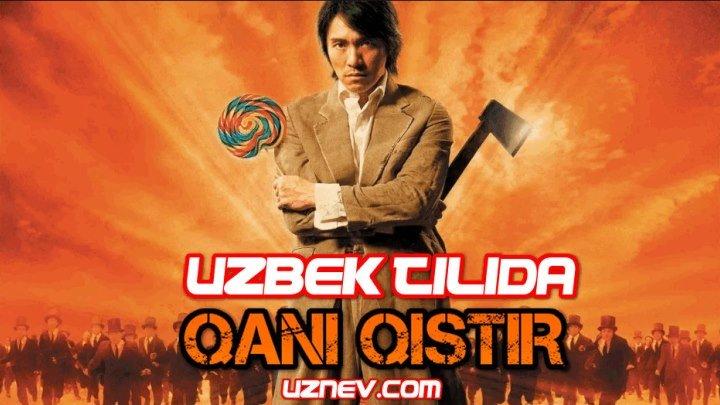 Qani Qistir (Uzbek tilida Super komediya)