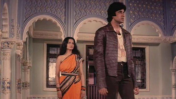 Индийское кино - Владыка судьбы (1978)