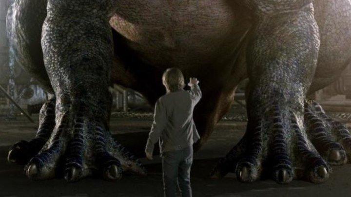 Мой любимый динозавр (2017) Боевик, Приключения, Семейный