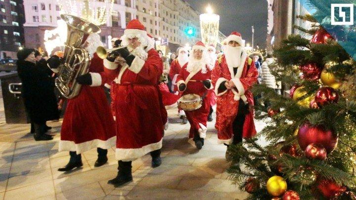 Обними Деда Мороза! Самый добрый флешмоб года