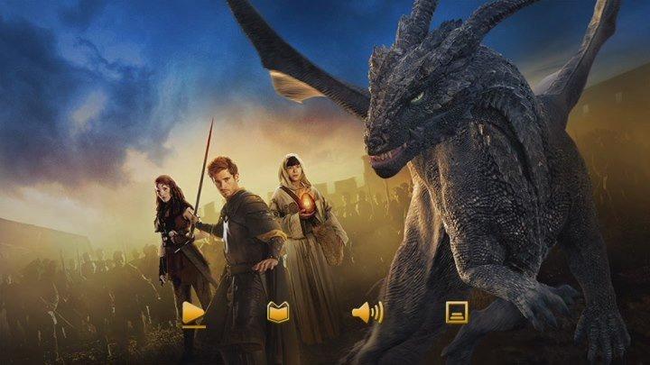 Сердце дракона 3.Проклятье чародея
