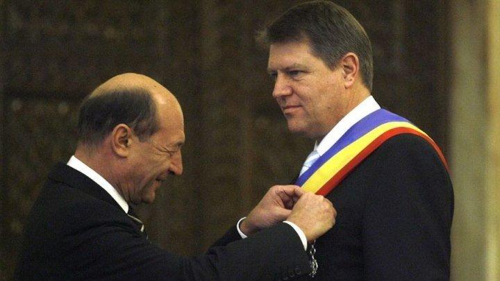 Klaus IOHANNIS - un președinte POTRIVIT !