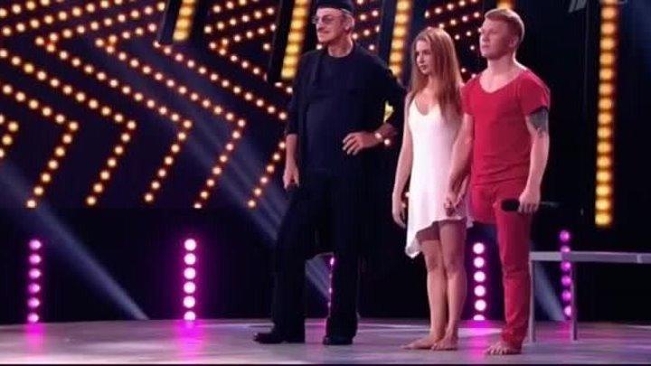 Скандал на «Минуте славы»: Познер возмущен безногим танцором, а Литвинова назвала ампутантом!!!