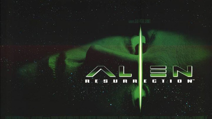 Чужой 4. Воскрешение.(1997) HD ужас