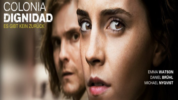 Колония Дигнидад (2015) Драма, Мелодрама, Триллер