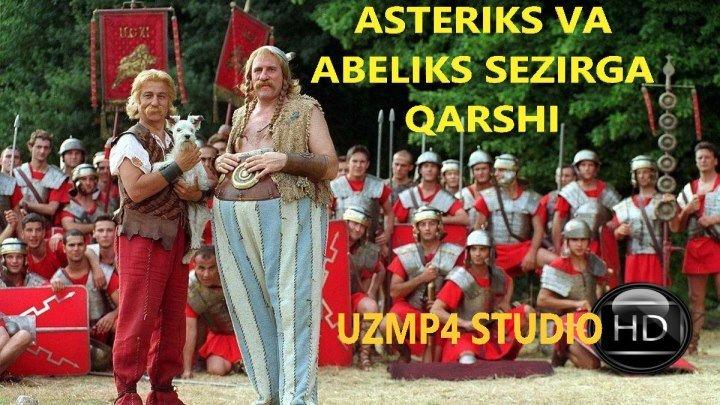 ASTERIKS VA OBELIKS SEZARGA QARSHI HD (O'ZBEK TILIDA) uzmp4 studio