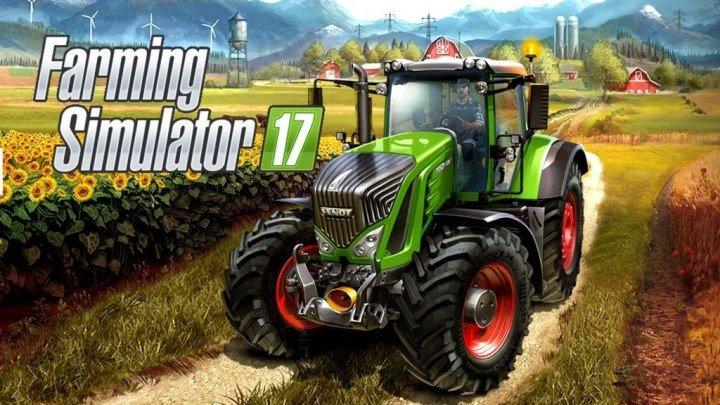Farming Simulator 2017. Прохождение на PC. 15 - 16 часть.