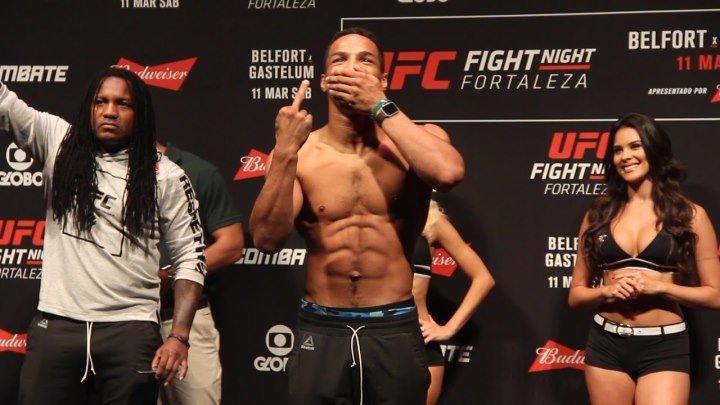ЖЕСТКАЯ ПОДГОТОВКА КЕВИНА ЛИ К БОЮ С ТОНИ ФЕРГЮСОНОМ UFC 216!