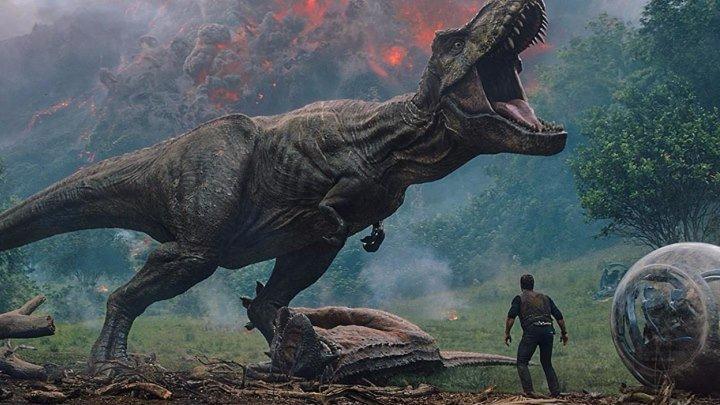 Мир Юрского периода 2 / Jurassic World: Fallen Kingdom 2018 Испания, США