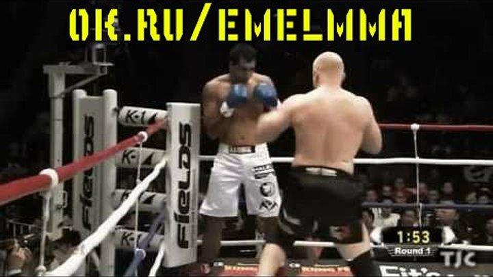 ★ Сергей Харитонов против Джайдип Сингха на K-1 World Grand Prix 2010 Final ★