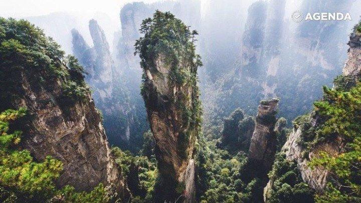 Горы «Аватара»