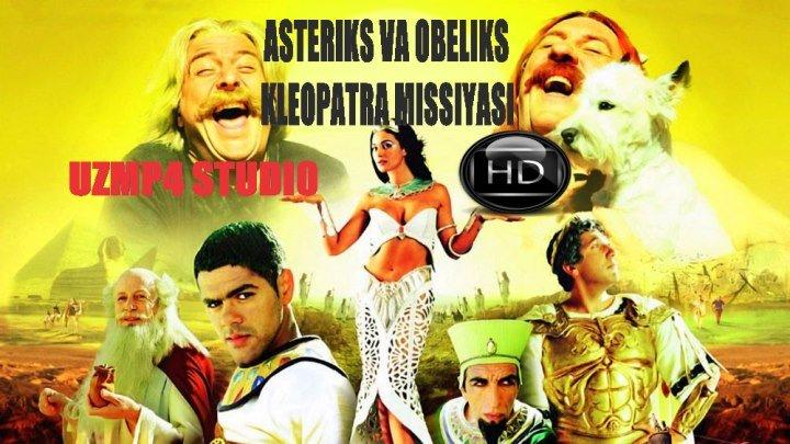 ASTERIKS VA OBELIKS_ KLEOPATRA MISSIYASI HD (O'ZBEK TILIDA uzmp4 studio)