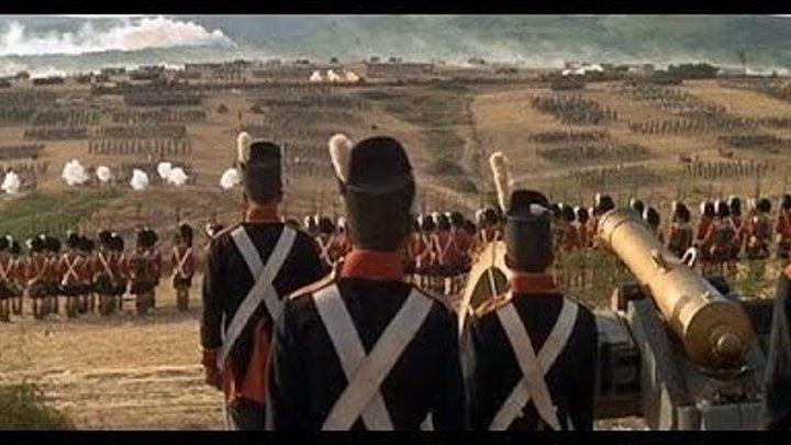 «Ватерлоо» (Италия, СССР 1970 HD) - военный, драма, история, реж. Сергей Бондарчук