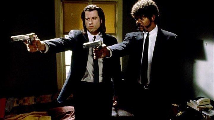 Криминальное чтиво HD(триллер, комедия, криминал)1994