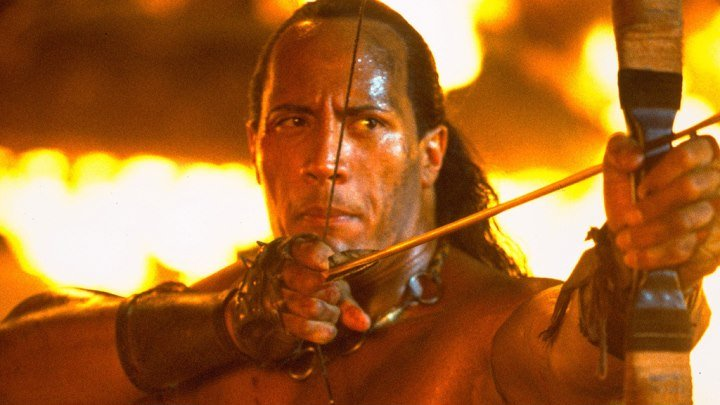 Царь скорпионов (The Scorpion King). боевик приключения фэнтези