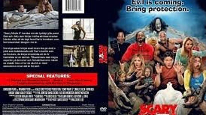 Очень страшное кино 5 (2013) Страна: США