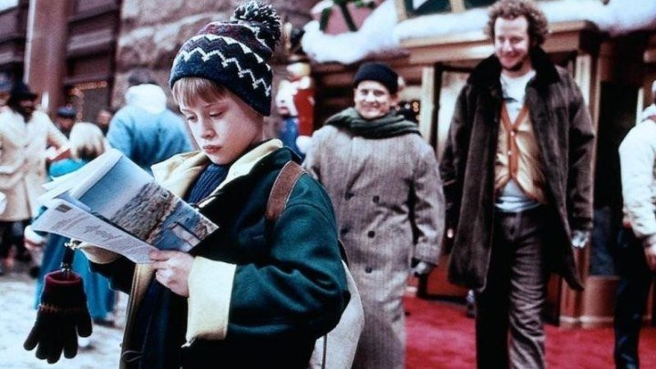 Один дома 2_ Потерянный в Нью-Йорке (1992).HD(комедия)