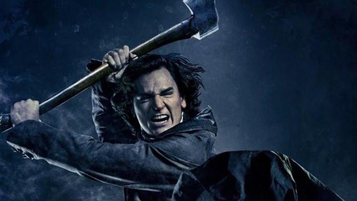Президент Линкольн: Охотник на вампиров. 2012. ужасы, фэнтези, боевик,