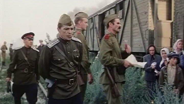 """""""Секретный эшелон"""" (1993)"""