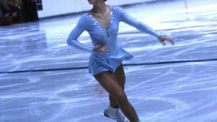 Kira Ivanova (URS) - 1984 Worlds, Ladies' Long Program