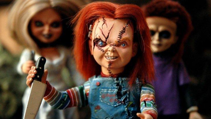 Фантастические истории - Куклы убийцы. Игрушки дьявола