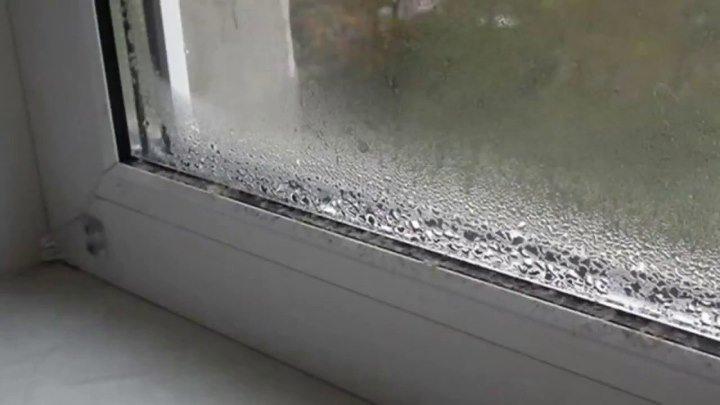 Потеют окна Простое решение!