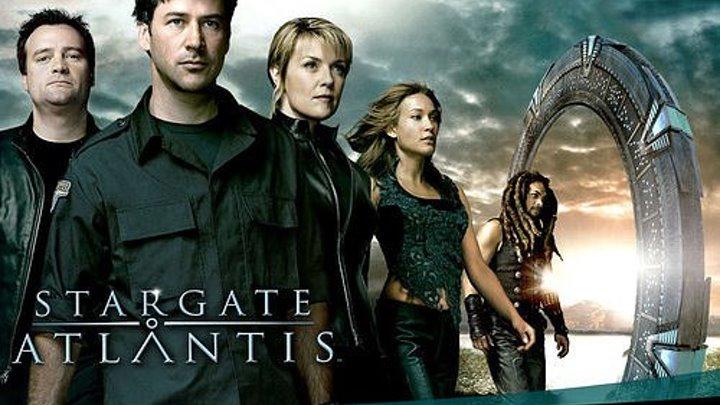 Звездные врата:Атлантида 3 сезон серия 2