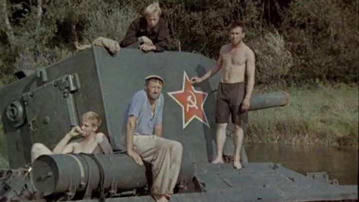 """#Кино СССР: Танк """"Клим Ворошилов-2"""" (1990)"""
