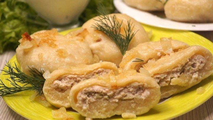 Настоящее ОБЪЕДЕНИЕ из картофеля, Да еще и с мясом! Быстрый и вкусный Ужин!
