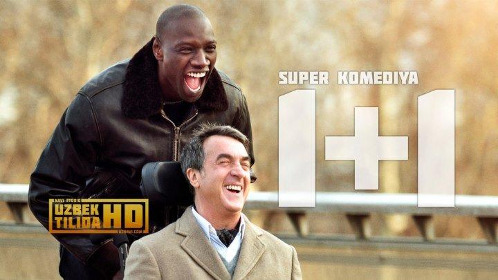 1+1 Super Komediya (Uzbek Tilida HD)