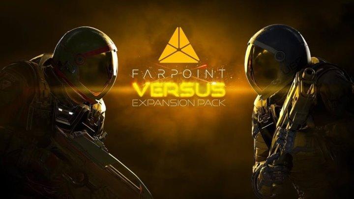 PSVR Farpoint Versus - VR GAMECLUB Хабаровск