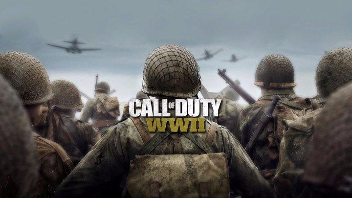 Call of Duty: WWII #3. Без комментариев