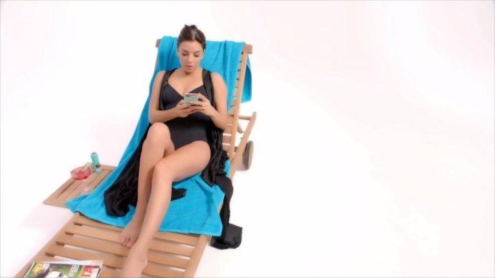 Ева Лонгория (Отчаянные домохозяйки) в Рекламе Краски для Волос