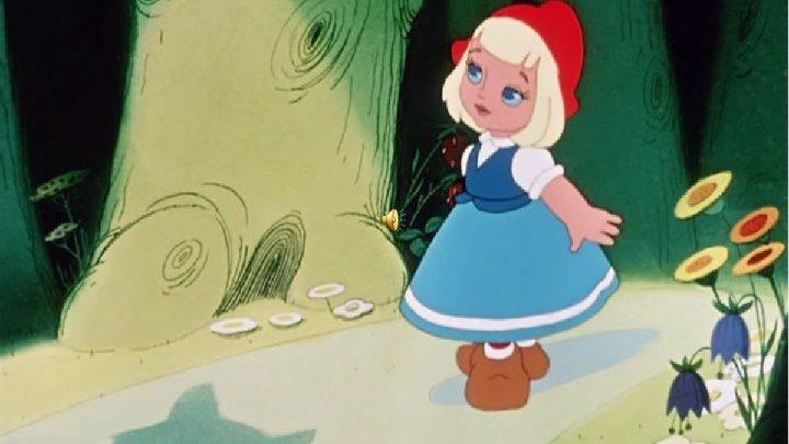 Мультфильм - Петя и Красная Шапочка (СССР 1958 г.)