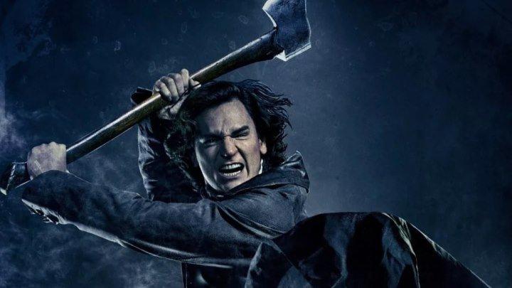 Президент Линкольн: Охотник на вампиров. 2012. ужасы, фэнтези, боевик, ...