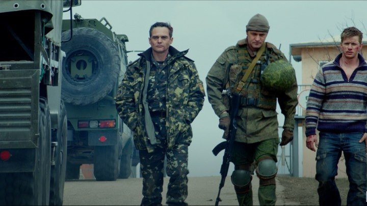"""Фильм """" Крым НD (2017) """"."""