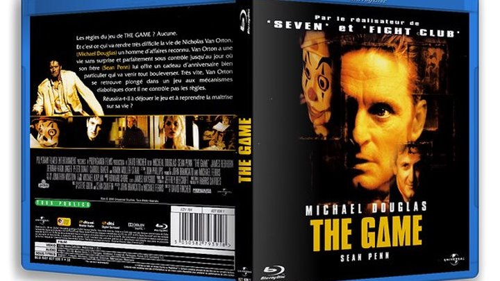 Игра 1997 Триллер, США.