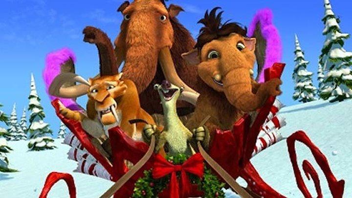 Ледниковый период: Гигантское Рождество 2011 мультфильм, короткометражка,